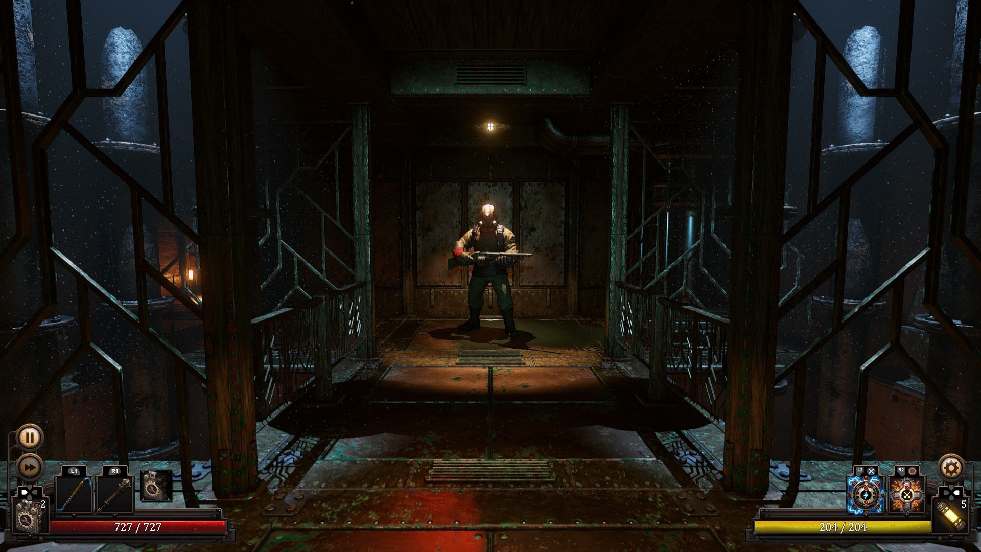 Steampunk Themed Dungeon Crawler Vaporum Releases this April