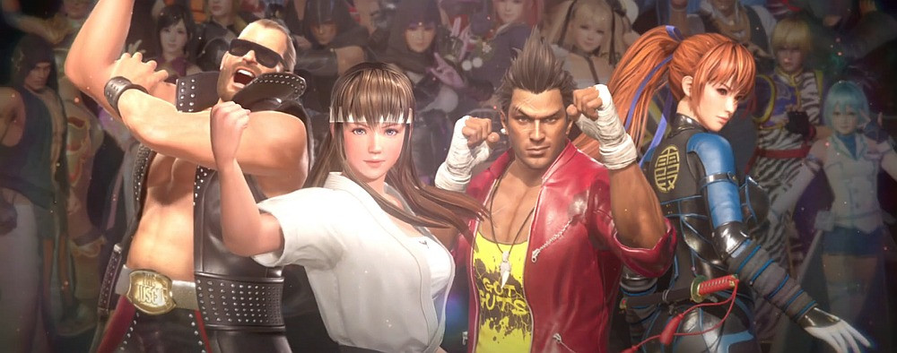 DEAD OR ALIVE 6 - Core Fighters