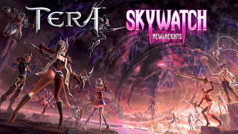 TERA - Skyreach_New Heights - Key Art