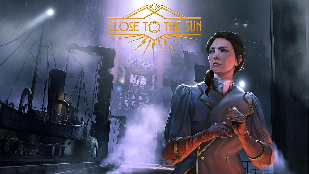 Close to the Sun keyart