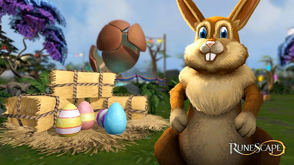 RuneScape Easter event