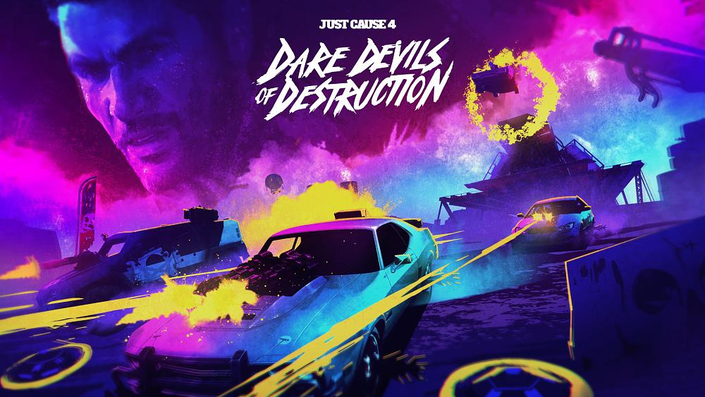 Just Cause 4: Daredevils of Destruction