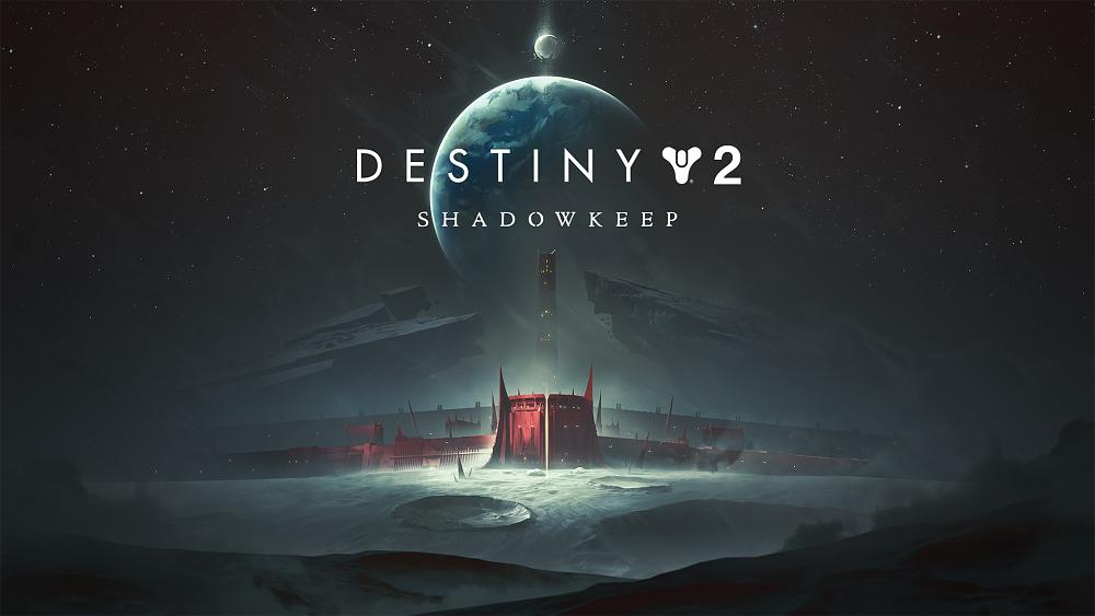 Destiny 2 Shadowkeep key art