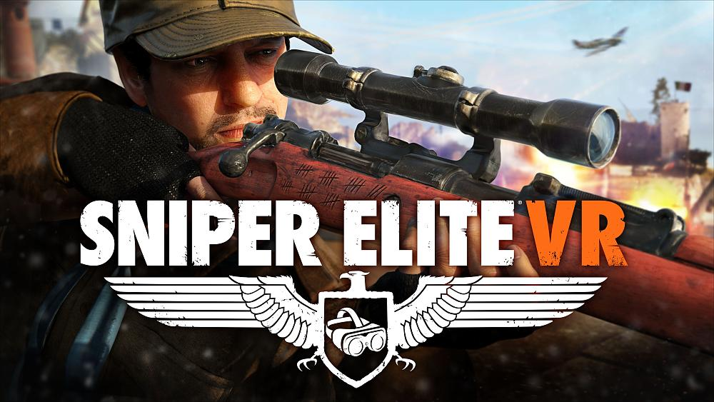 Sniper Elite VR Announced for PC and PlayStation VR - Total Gaming Network