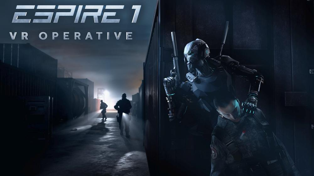 Espire 1: VR Operative key art