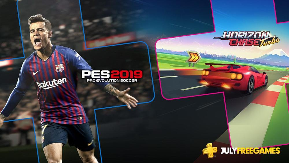 PS Plus June 2019