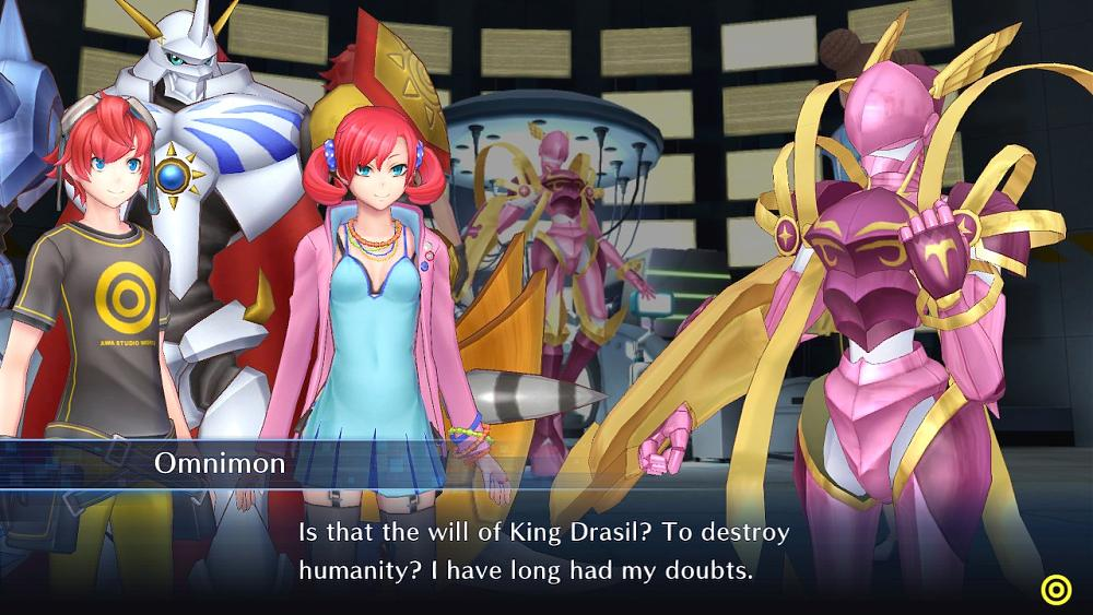 Digimon Cyber Sleuth Switch