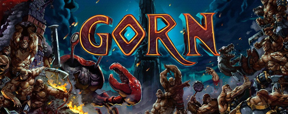 Gorn key art