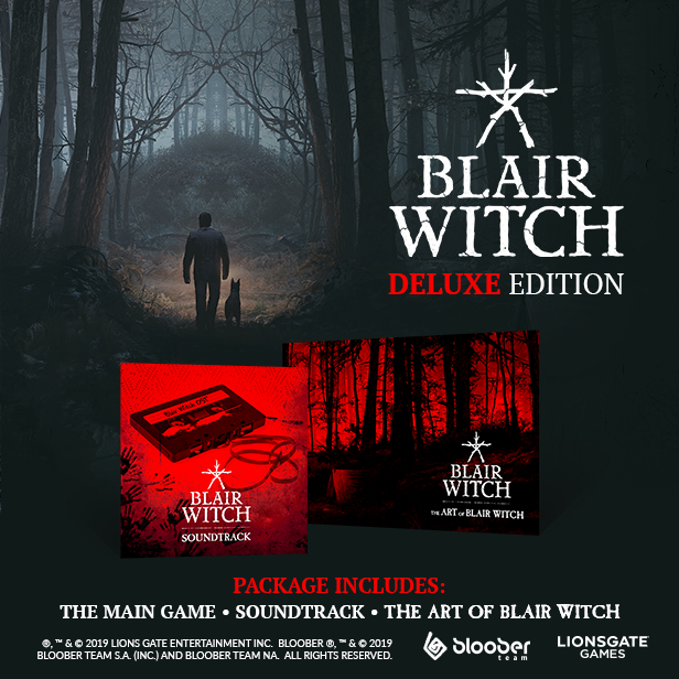 Blair Witch digital deluxe
