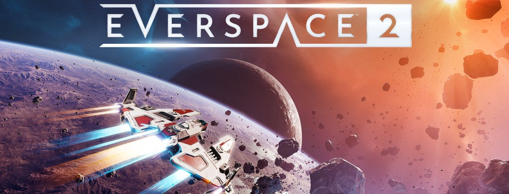 Everspace 2 key art