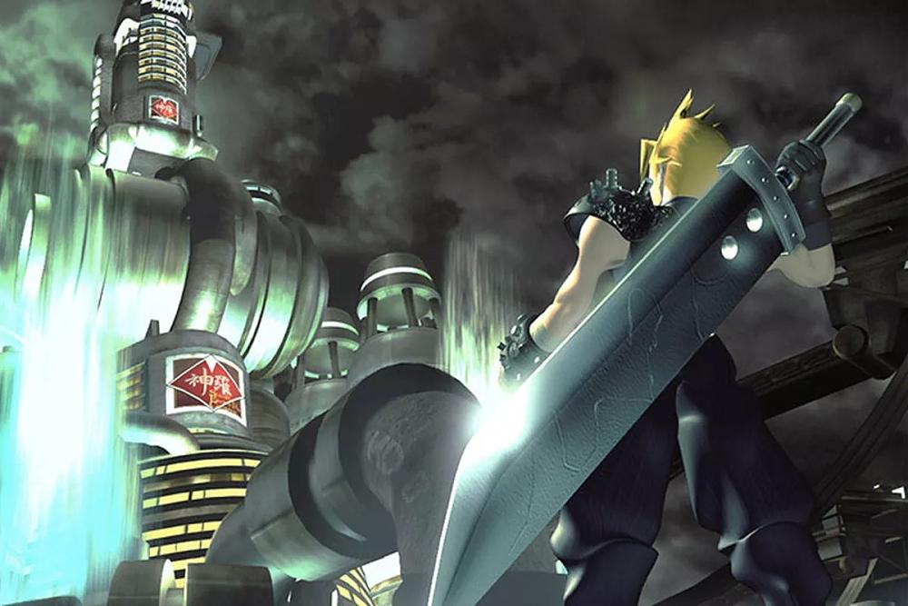 Final Fantasy VII art