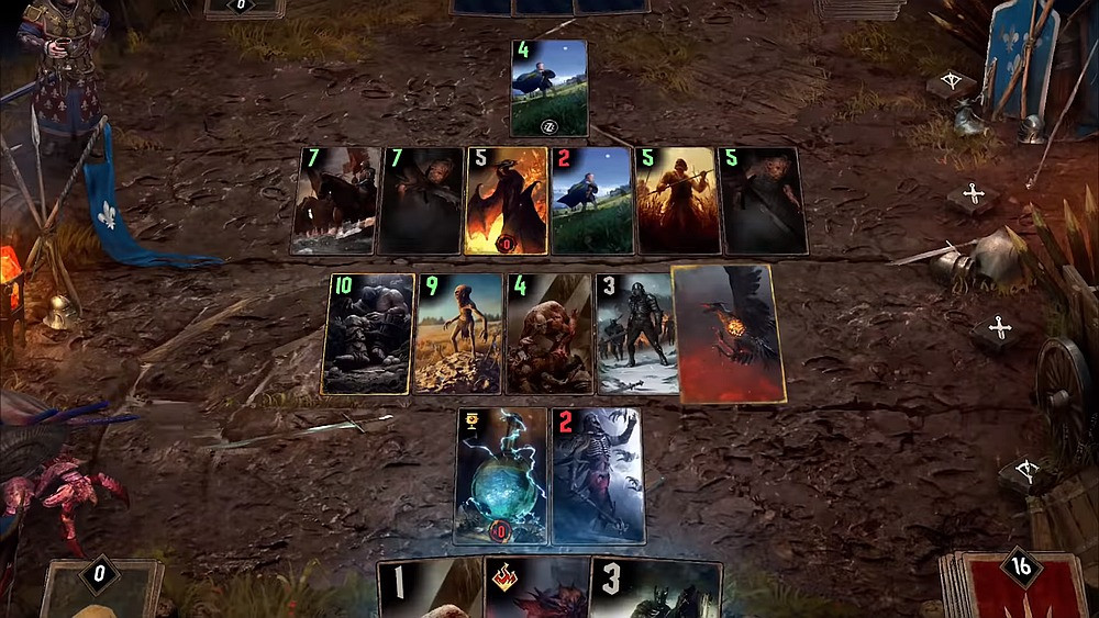 GWENT Coming to iOS on October 29 - Total Gaming Network