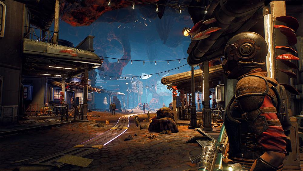 In Updated Statement, Private Division Says The Outer Worlds Will Have PlayStation 4 Pro Enhancements - Total Gaming Network
