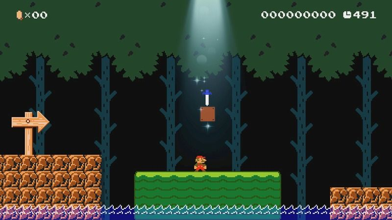 The Master Sword and More Coming to Super Mario Maker 2 - Total Gaming Network