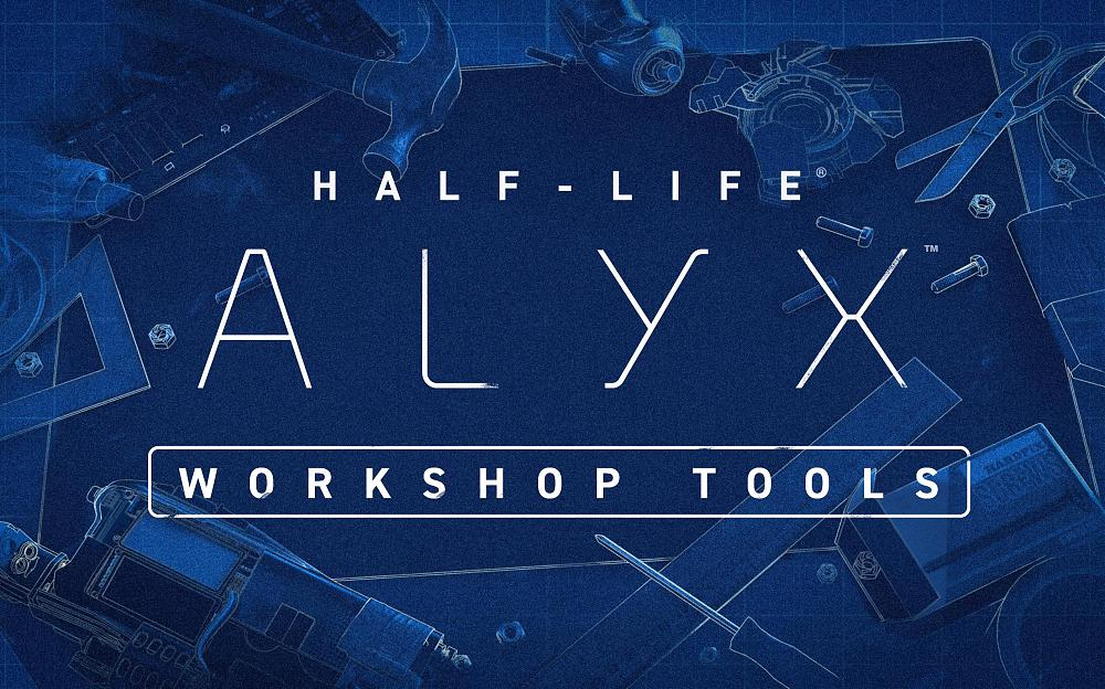Half-Life: Alyx Workshop and Hammer tools