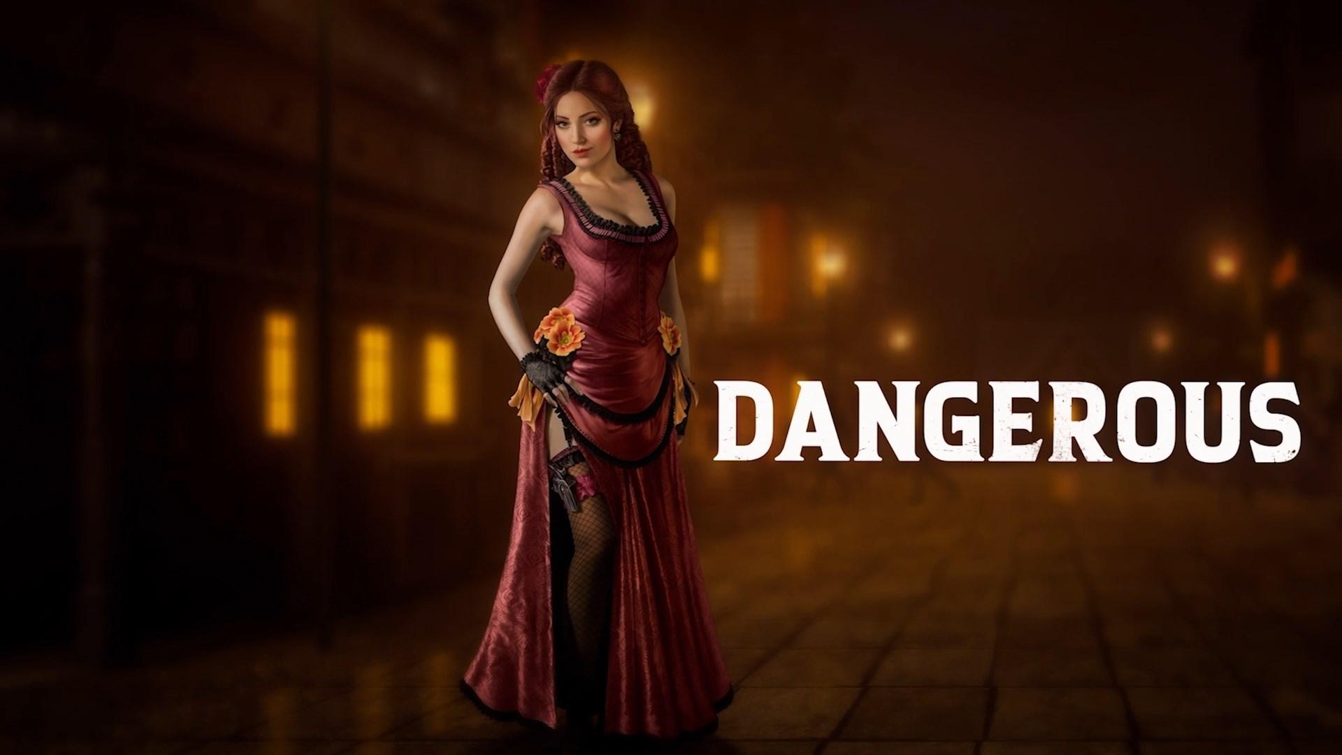 Desperados Iii Kate O Hara Trailer Total Gaming Network