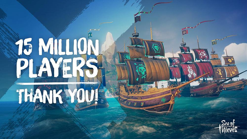 Sea of Thieves sales figures