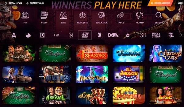 Australian online pokies based on the themes