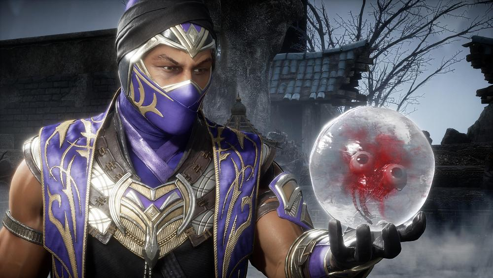 Mortal Kombat 11 Ultimate - Rain