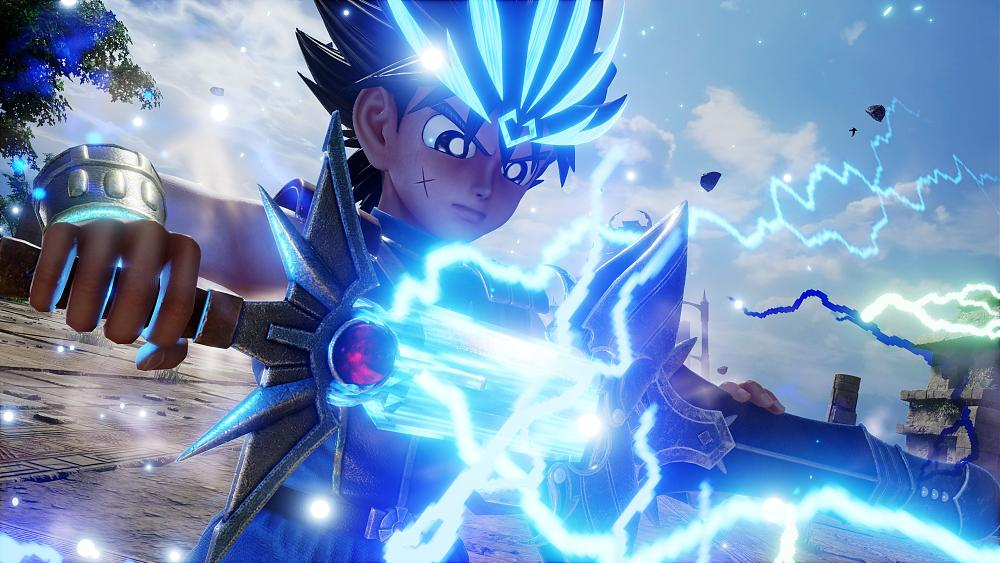 Jump Force Adds Dragon Quest S Dai To Roster Total Gaming