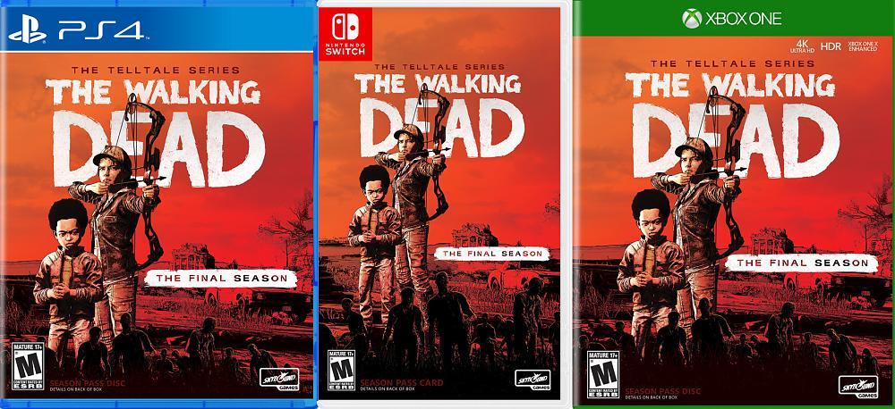 The Walking Dead: The Final Season Episode 4 Arrives March