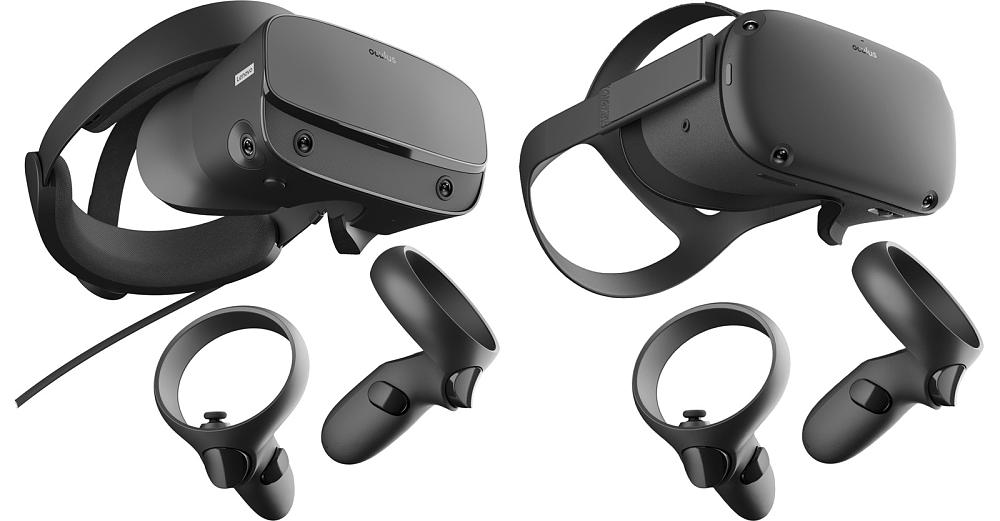 Oculus Announces 'Rift S' and 'Quest' VR Headsets Releasing