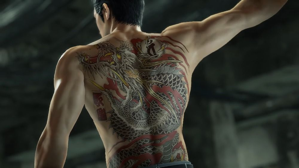 Yakuza Like A Dragon Trailer Teases A Fight Against A Familiar Face Total Gaming Network