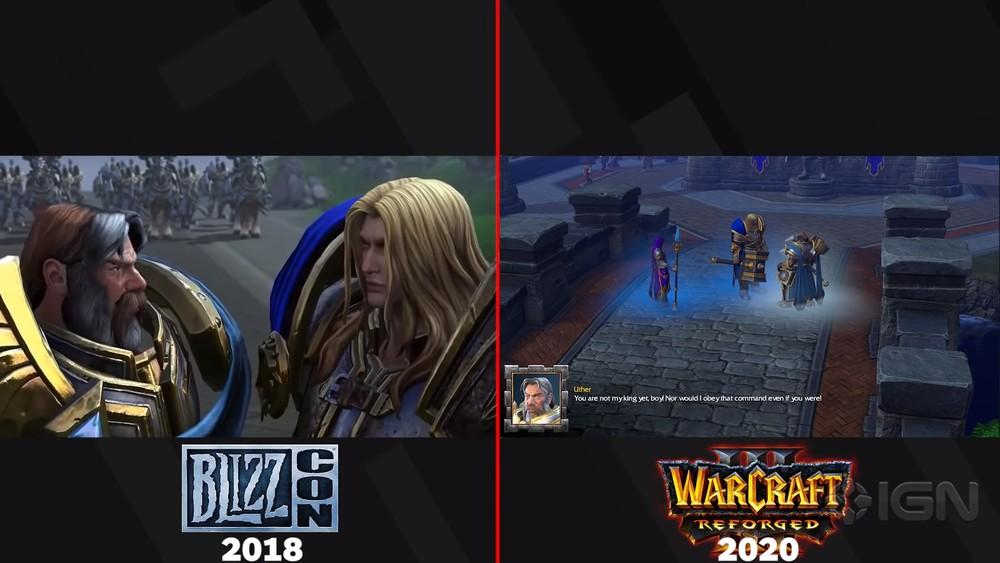 Fans Rightfully Angered By Pathetic Warcraft 3 Reforged Launch